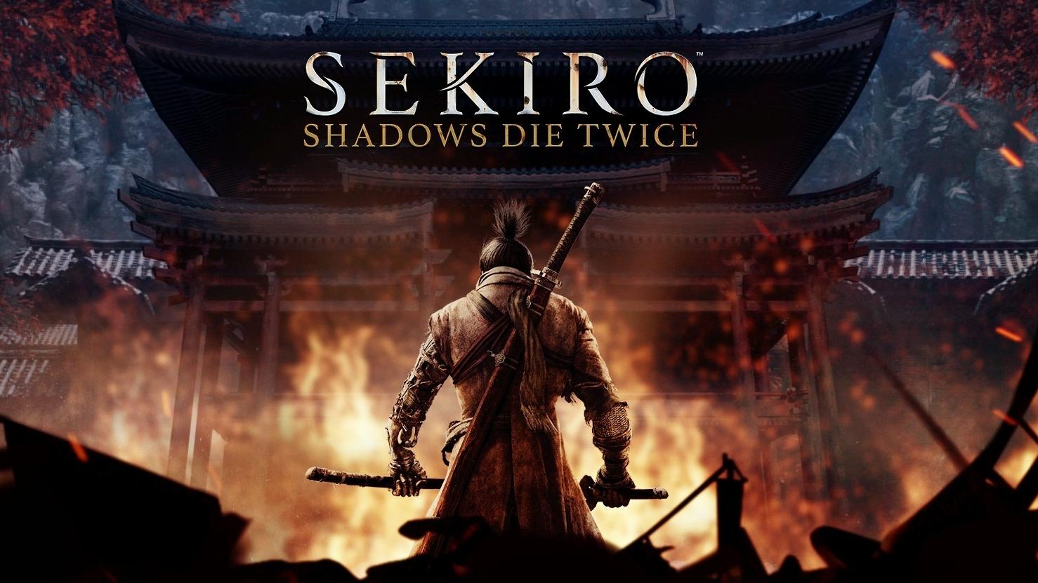 """Resultado de imagen de sekiro shadows die twice"""""""